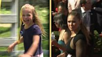 Young Fan Helps UFC Star Ronda Rousey Identify Mystery Disorder