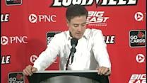 Complete video: Rick Pitino talks about loss to Syracuse
