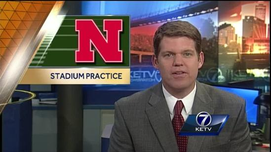 Husker coaches pleased with practice performances