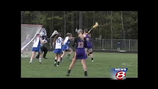 Friday's high school lacrosse highlights