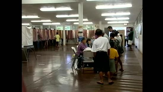 Voter registration high, turnout reaching lows