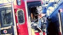 Conn. trains collision leaves dozens hurt