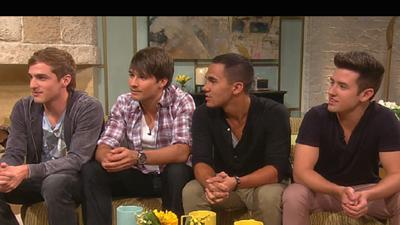 Big Time Rush: What's The Weirdest Gift They Have Received From Fans?