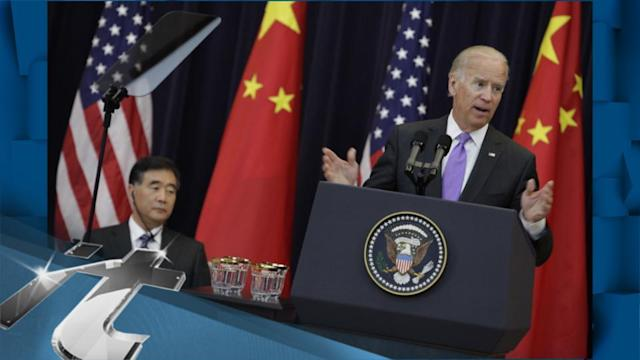 China Breaking News: Biden Says China Cyber-theft Must Stop