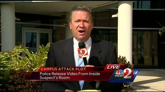 Police say accused UCF plotter had checklist