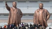 After Weeks of NKorean Fury, Calm on Key Holiday