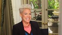 Pink Selected as Billboard's Woman of the Year