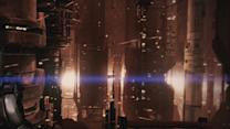 Mass Effect 3: Omega - Talon Outpost Tower Gameplay (X360)