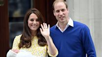 The New Royal Baby Has a Name!