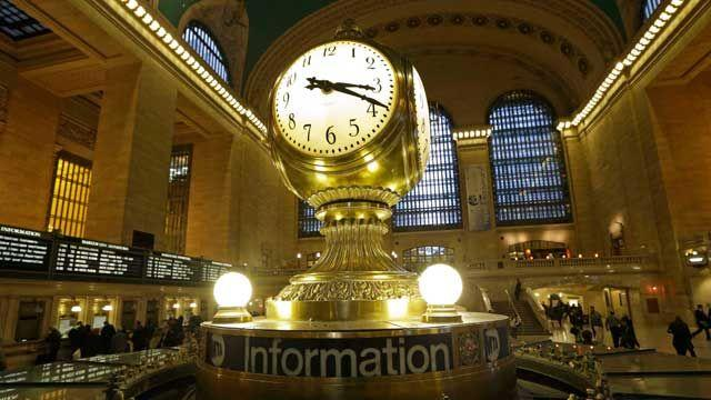Grand Central Station celebrates 100th birthday