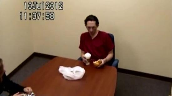 FBI releases video of serial killer being questioned