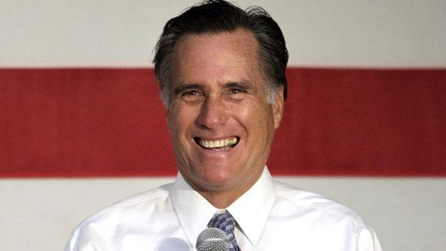 Fox poll: Romney takes lead over Obama