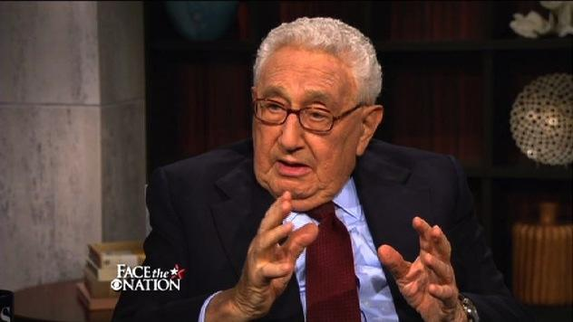 Kissinger: