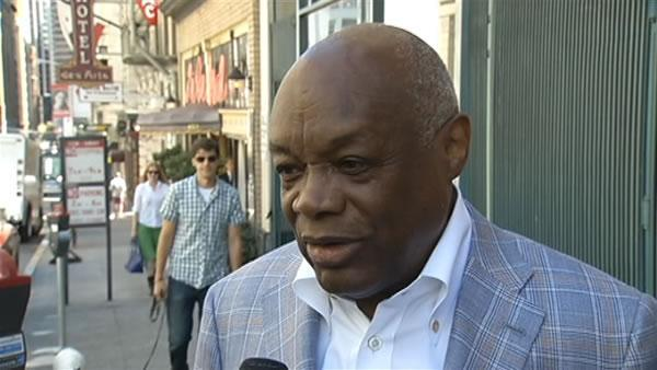 Push to rename Bay Bridge span after Willie Brown