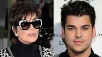 Kris Jenner Slams Reports Claiming Rob Kardashian Is in Rehab