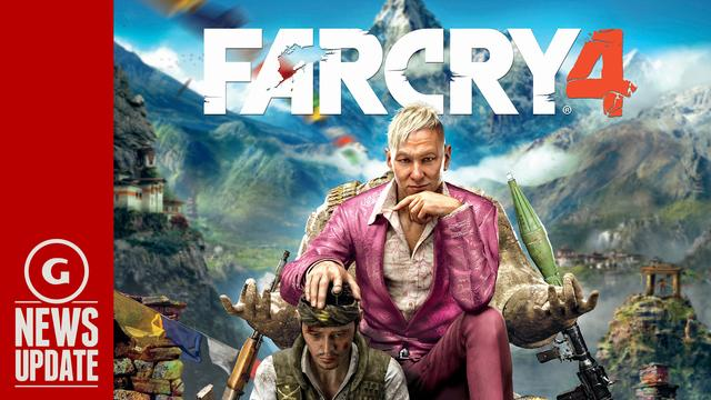 Far Cry 4 confirmed for Xbox 360, Xbox One, PS3, PS4, and PC - GS News Update