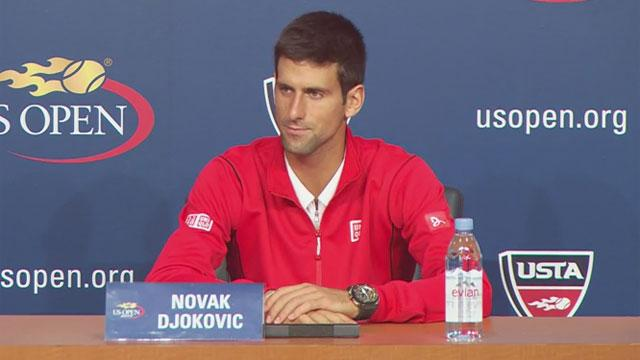 Novak Djokovic - Day 9 U.S. Open