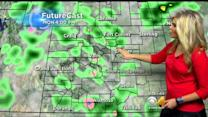 Monday's Forecast: Afternoon Storms Possible For Memorial Day