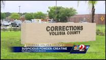 Lockdown lifted at Volusia County Jail after white powder found