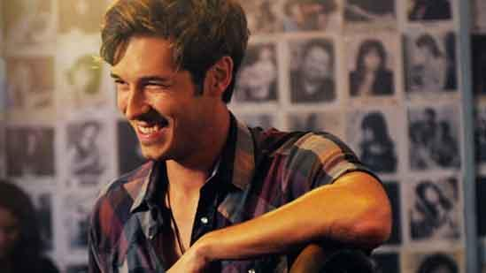 Stuck on 'Nashville' Star Sam Palladio