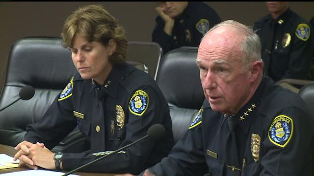SDPD Officials Provide Update On Staffing Issues