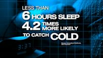 Index: Find Out the Number of Sleep Hours Needed to Keep From Getting Sick