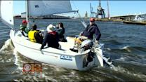 Quadriplegic Sailors Set Out For Annapolis To Raise Money