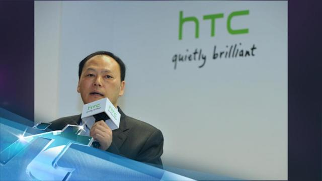 The Knives Are Out For HTC CEO Peter Chou