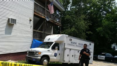 Police In Lewiston Investigating Woman's Body Found In Apartment Basement