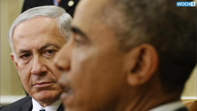 White House Rejects Netanyahu's Criticism With Withering Response