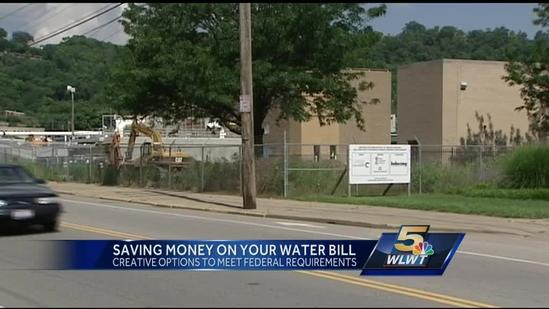 Legislation would help lower Cincinnati water bills, Chabot says