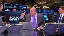 Cramer: I want this stock stock now!