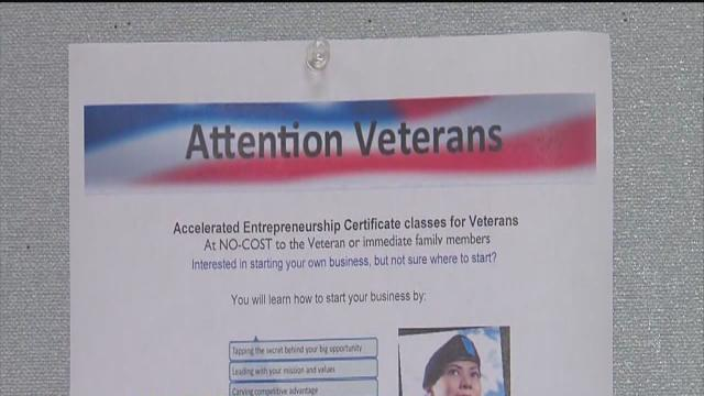 Accelerated Entrepreneur Certificate program at St. Pete College assists veterans with business plan