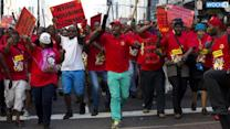 South Africa's NUMSA Union Agrees Wage Deal To End Four-week Strike