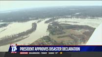 President Approves Disaster Declaration in Michigan