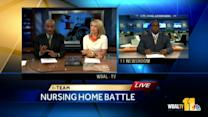 Nursing home workers fight for pay