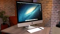 Apple updates the slim iMac with faster processors, Wi-Fi, and graphics