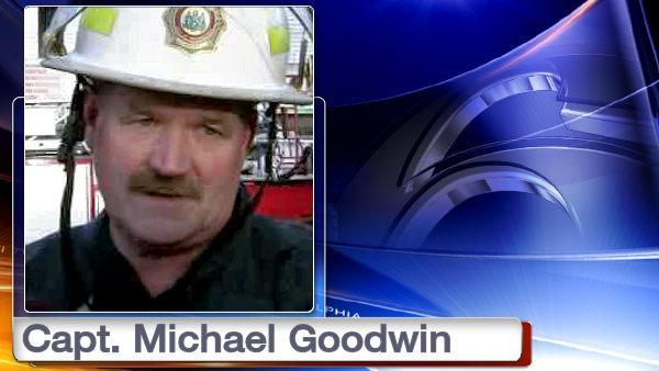 Plaque pays tribute to Battalion Chief Michael Goodwin