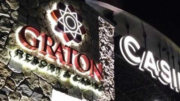 Crowds pack Graton Casino on opening day