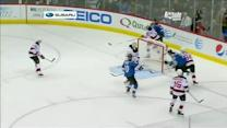 Bordeleau sets up O'Reilly in front to score
