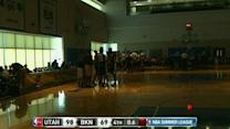 Lights Go Out at Summer League