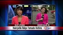 Henryville students helping Oklahoma tornado victims