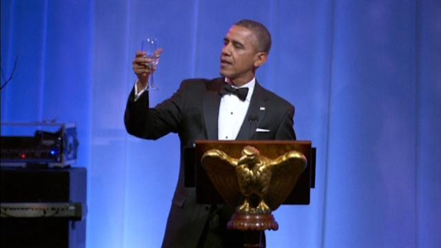 STATE DINNER STAG