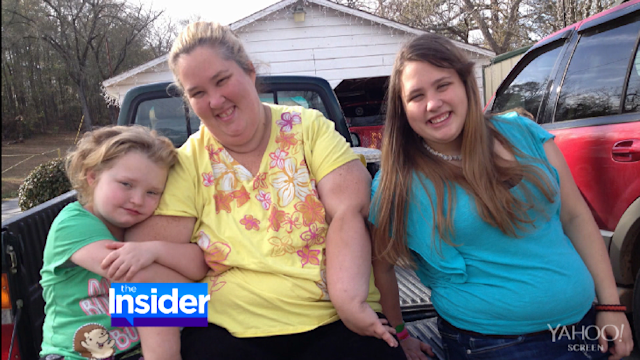 Honey Boo Boo's Family in Car Accident