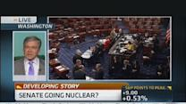 Will Senate avert 'nuclear' option?
