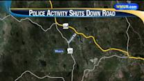 Route 114 in Weare reopens after heavy police presence overnight
