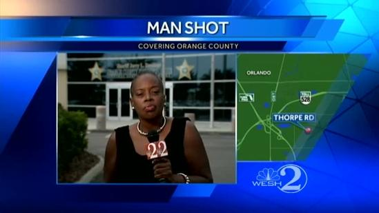 Woman shoots man in arm, deputies say