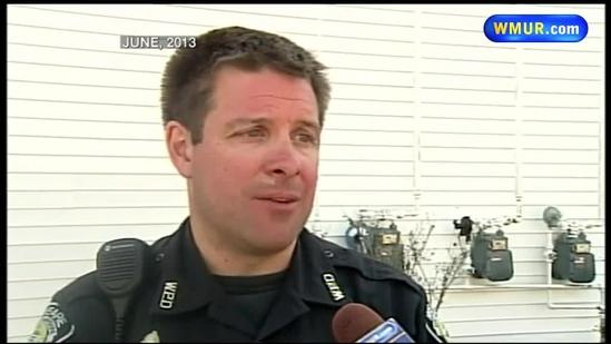 Former officer files lawsuit against town
