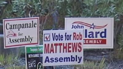 Runoff Set In Assembly Race