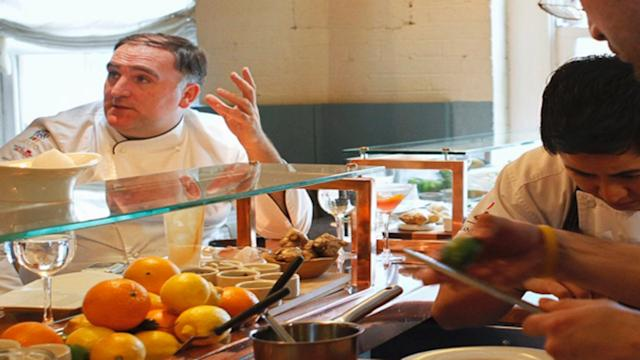 Foodie Politics: Renowned Chef and New U.S. Citizen Jose Andres Stirs Up Immigration Debate
